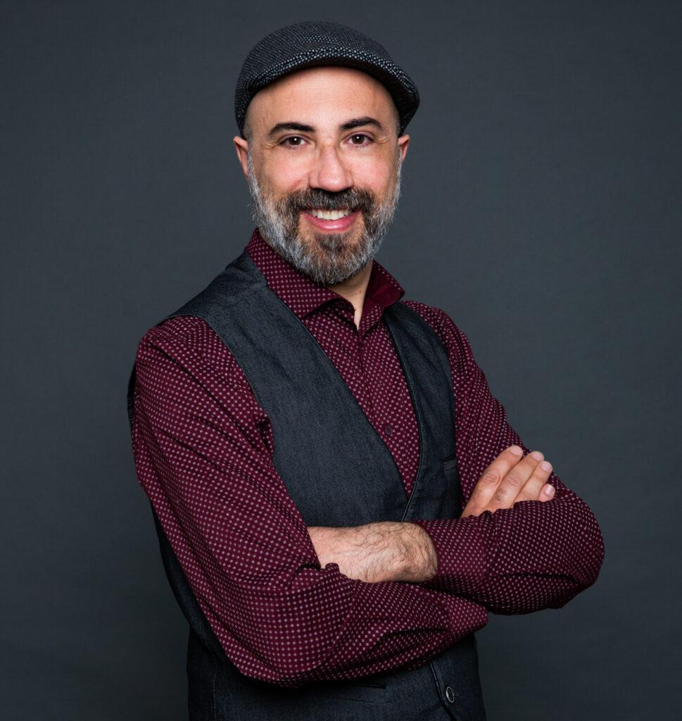 Alex Carreri bassista e contrabbassista